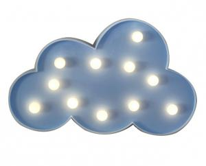 China Cloud led marquee light led cloud decorative light on sale