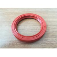 China Customized Size Vmq Rubber Oil Lip Seal For  Automobile Engine / Industry on sale