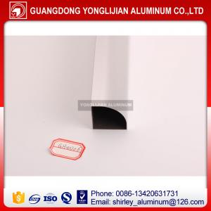 China Anodized aluminum profiles to make window and door China top manufacturer on sale