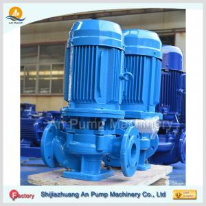 China 高圧縦のパイプラインの増圧ポンプ on sale