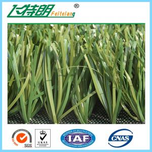 China Apple Green Artificial Turf Grass / Laying Synthetic Grass Artificial Lawn Turf on sale