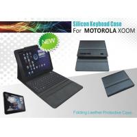 Bluetooth Flexible Usb keyboard for MOTOROLA XOOM with silicone