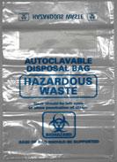 Autoclave waste bag, Specimen bags, autoclavable bags, sacks, Cytotoxic Waste Bags, biobag