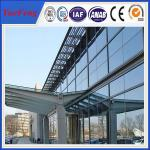 China Cost-effective aluminium curtain wall profiles china exporter wholesale