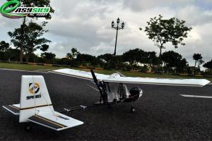 EasySky 4ch Remote Control Beginner RC Airplane Drifter 2 4