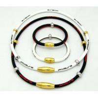 China Magnetic Health Titanium Necklace on sale