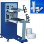 AJMS Brand double Head 10&20 PP Yarn Filter Cratridge Making Machine