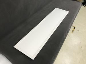 China Uniform Large Office LED Panel Light 30 X 120cm Cool White 4 Side Lighting on sale