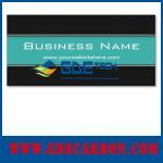 carbon fiber visit card