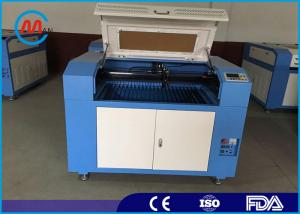China Low Noise Wood Laser Engraving Machine Co2 Laser Engraver Long Service Life on sale