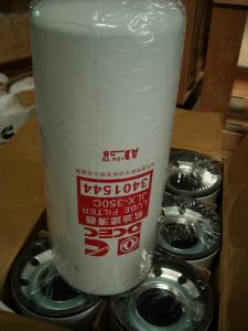 China 3401544 Cummins Generator Spare Parts , Oil filter on sale