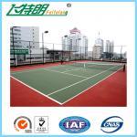 耐久力のあるバスケットボールのスポーツ裁判所のフロアーリングの体育館の床のテニス コートのペンキ