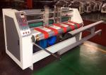 Vacuum Adsorption Feeder Paperboard Multi Knives Slitter Scorer Machine
