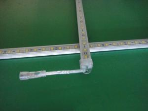 China U Aluminium shape body 14.4W SMD5050 Ip67 waterproof Rigd LED Bar DC12V on sale