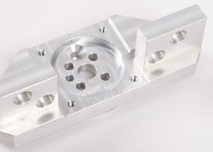 China Customized Precision CNC Machining Services , Aluminum Machined Custom Made Metal Parts on sale