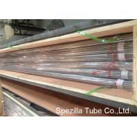 EN10217-7 Stainless Steel Instrumentation Tubing Welding SS Pipe ASTM A269 1.4301 1.4307