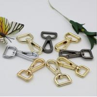 All kinds of color zinc alloy metal snap hook,bag swivel snap hook for us select