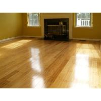 Matt, Semi-Gloss Surface Bamboo Wooden Flooring With Tongue and Groove Type