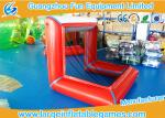 Factory Directly inflatable water polo goal air sealed football goal inflatable soccer goal