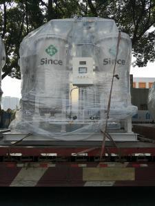 China Powerful PSA Nitrogen Gas Plant , Large Mobile Nitrogen Generation Unit on sale