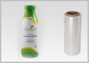 PLA Biodegradable Heat Shrink Wrap Roll Polylactic Acid Film
