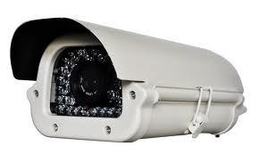 "China 1.0 megapixel 1/4"" CCD 720P Outdoor Box Camera High Resolution , Long Range wholesale"