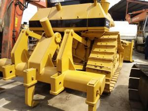 China Second-hand USED CAT Caterpillar D5H Bull dozer Used D5H LGP With Ripper 3 Teeth on sale