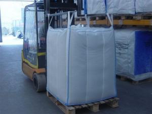 Quality 1000kg Baffle Bulk Bags Q Bag For Fertilizer Urea Environment Friendly