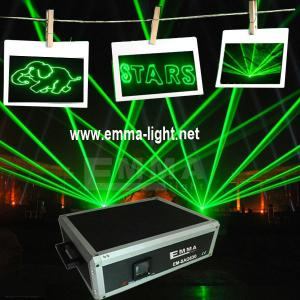 China green outdoor laser projector / laser outdoor advertising on sale