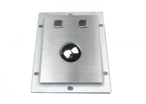 China Rugged Panel Mounting Mouse Trackball Diameter 38mm For Industrial Machine on sale