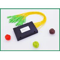 8CH Passive CWDM Multiplexer Low Insertion Loss With Expand Port , High Stability