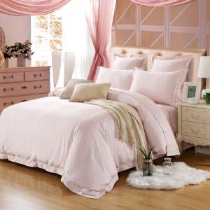 China High Density Home Textile Products 100 Cotton Bedding Sets SGS Approval on sale