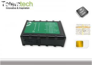 China Portable Professional Rfid Auto GPS Tracker Fuel Sensor With 16Mb Flash Memory on sale