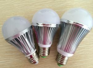 China 5w/7w/9w E26/E27 led bulb 3 years warranty on sale