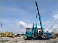 China Robot 60T-1200T Foundation Pile Driving Equipment For Residential Building on sale