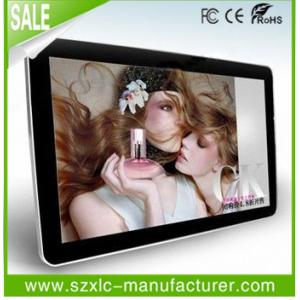 China Wall mount LCD display advertising 32 inch with Android Solution for retailing stores on sale