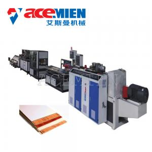 China Lightweight PVC Ceiling Panel Production Line , PVC Wall Panel Machine on sale