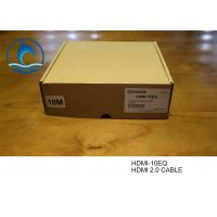 High Speed HDMI 2.0 Cable , Hdmi To Hdmi Cable 50ft HDMI-10EQ Optical Fiber Type