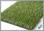 Multi Functional Water - Saving Synthetic Grass For Tennis Courts 10 - 20 Mm Height