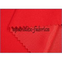 150D Yarn Knit Brushed 100% Polyester Super Poly Fabric for Track Suits