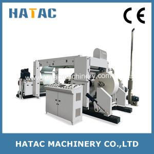 China High Speed Cigarette Paper Slitting Machine,Automatic Tipping Paper Slitter Rewinder,BOPP Slitting Rewinding Machinery on sale