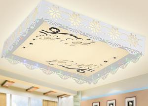China 48w Led Wrought Iron / vintage ceiling lights Double Color with 2400LM on sale