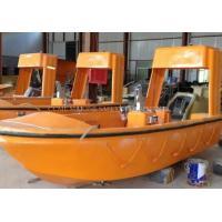 GRP Fire retardant NPT45RB Rescue boat/rc fire boat