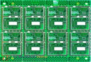 China Custom FR4 4 layer pcb assembly / copper thickness 4 oz pcb circuit boards on sale