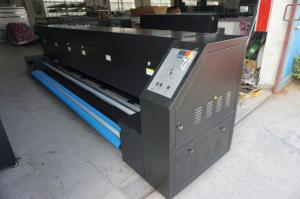 China Large Format Muticolor Roll To Roll Digital Textile Heater Work With Printer on sale