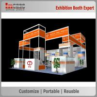 Incase Outstanding Trade Show Booth , Truss Trade Show Diplays With Glass counters