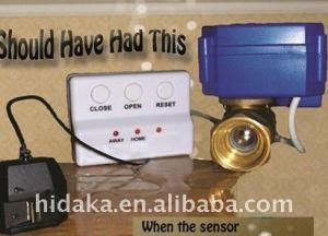 China wire electronic Water leak detector  лопнул шланг, потекли трубы,от утечек,сантехнические on sale