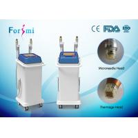 Europe Hot Fractional RF Microneedle Machine for face lifting and acne scarring treating