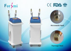 China benefits of radio frequency facial thermage equipment for sale micro gold plating machine on sale