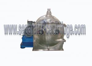 China Basket Centrifuge PWC Fully Automatic Scroll Discharge Centrifuge on sale